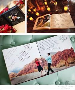 libro de firmas libro de fotos